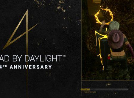 Dead By Daylight: un primo sguardo in video all'evento del quarto anniversario dell'horror game