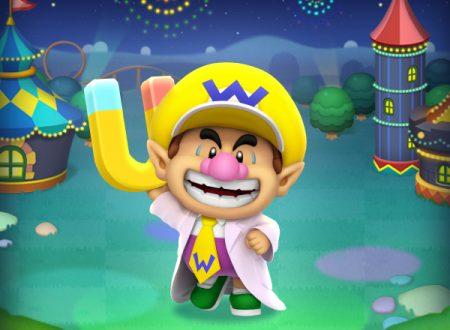 Dr. Mario World: svelato Dr. Baby Wario, in arrivo il 26 giugno nel titolo mobile