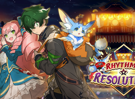 Dragalia Lost: ora disponibile il New Facility Event, Rhythmic Resolutions