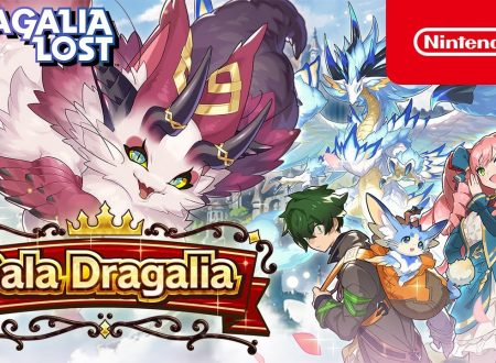 Dragalia Lost: ora disponibile l'evento: Gala Dragalia con Cat Sith, Styx, Catherine ed Eugene