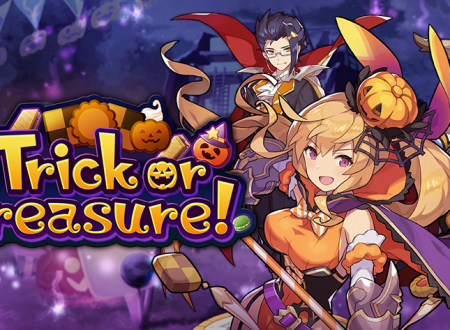Dragalia Lost: svelato il ritorno imminente del Facility Event Revival, Trick or Treasure!