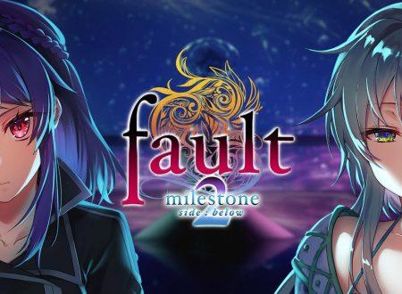 Fault – Milestone Two Side: Above e Mhakna Gramura and Fairy Bell in arrivo prossimamente su Nintendo Switch
