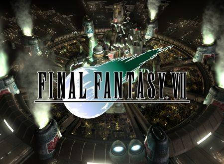 Final Fantasy VII: il titolo aggiornato alla versione 1.0.2 su Nintendo Switch