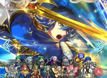 Fire Emblem Heroes: ora disponibile l'eroe Leggendario: Seliph, Progenie di Luce