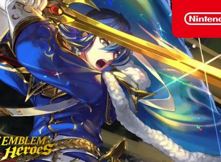 Fire Emblem Heroes: svelato l'arrivo dell'evento evocazione, Eroi Leggendari: Seliph, Progenie di Luce