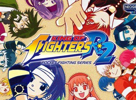 King of Fighters R-2: uno sguardo in video al titolo NeoGeo Pocket dai Nintendo Switch giapponesi