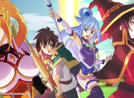 KonoSuba: God's Blessing on this Wonderful World! Labyrinth of Hope and the Gathering of Adventurers! Plus: pubblicato l'opening movie