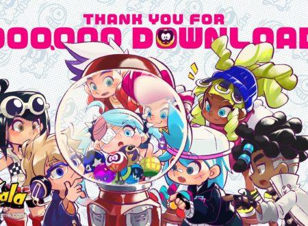 Ninjala: il titolo sorpassa il milione di download nel primo giorno su Nintendo Switch