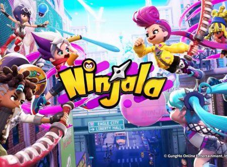 Ninjala: pubblicato un nuovo trailer dedicato alla modalità storia