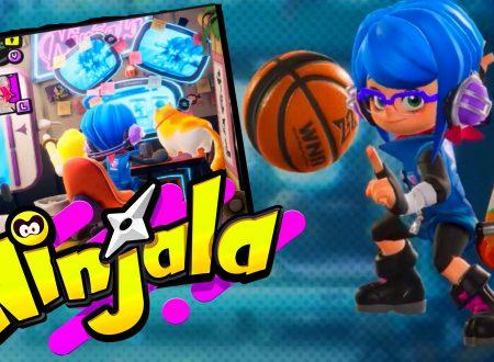 Ninjala: un nostro primo sguardo in video gameplay al gioco completo su Nintendo Switch