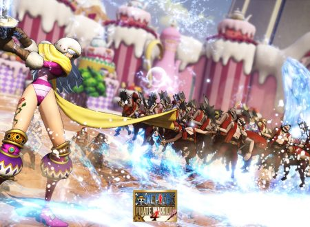 One Piece: Pirate Warriors 4, pubblicati dei nuovi screenshots sul DLC di Charlotte Smoothie