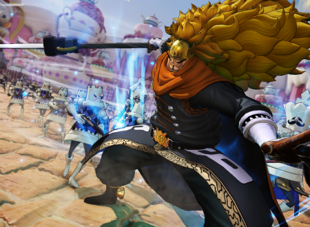 One Piece: Pirate Warriors 4, pubblicati dei nuovi screenshots sul DLC di Vinsmoke Judge