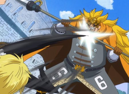 One Piece: Pirate Warriors 4, svelato l'arrivo di Vinsmoke Judge come personaggio DLC