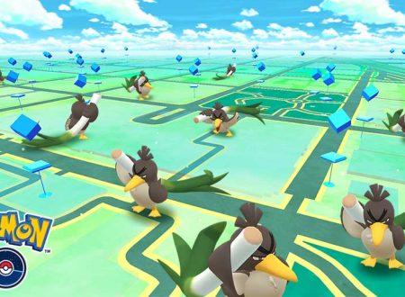 Pokèmon GO: Farfetch'd di Galar in arrivo per festeggiare il DLC dell'isola solitaria dell'armatura Pokémon Spada e Scudo