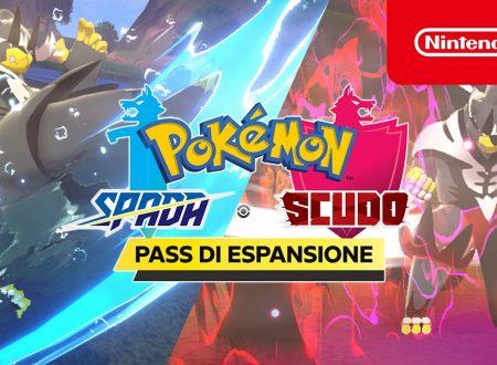 Pokèmon Spada e Scudo: pubblicato un nuovo trailer sul Pass di espansione dell'Isola dell'Armatura