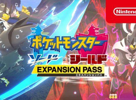 Pokèmon Spada e Scudo: pubblicato un video commercial nipponico sul Pass di espansione