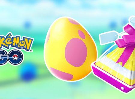 Pokémon GO: le forme di Alola e Galar ora disponibili per la schiusura delle Uova da 7 km