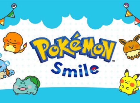 Pokémon Smile: l'app mobile per lavarsi i denti, ora aggiornata alla versione 1.0.4