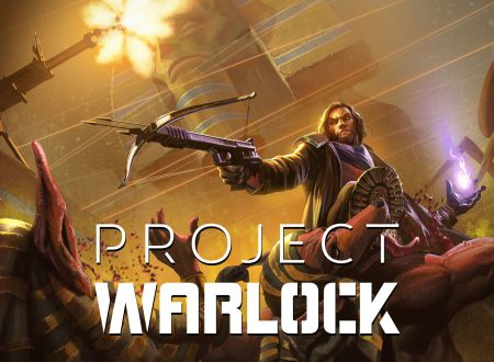 Project Warlock, uno sguardo in video al titolo dai Nintendo Switch europei