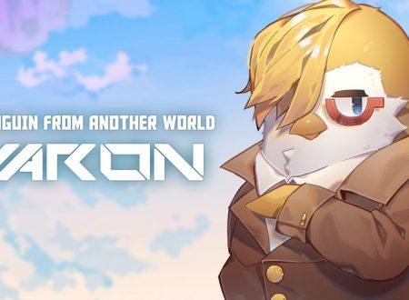 QV: pubblicato un nuovo trailer del titolo dedicato a Varon