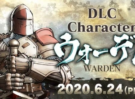 Samurai Shodown: Warden di For Honor sarà il nuovo personaggio DLC nel titolo