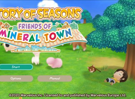 Story of Seasons: Friends of Mineral Town, uno sguardo in video al titolo dai Nintendo Switch europei