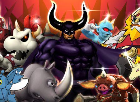 Super Smash Bros. Ultimate: svelato l'arrivo dell'evento degli spiriti: Corna à gogo