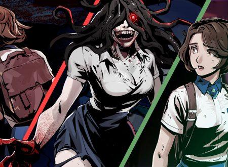 The Coma 2: Vicious Sisters, pubblicato il trailer di lancio del titolo su Nintendo Switch