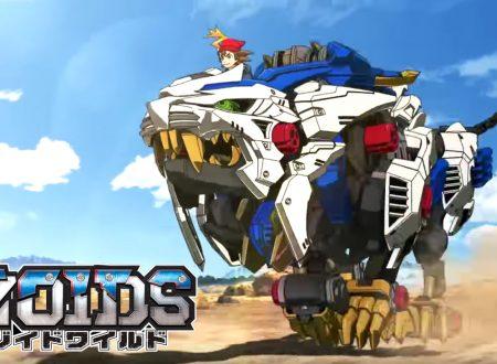 Zoids Wild: annunciato un nuovo titolo della serie animata per Nintendo Switch