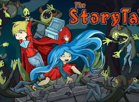 the StoryTale: uno sguardo in video al titolo dai Nintendo Switch europei