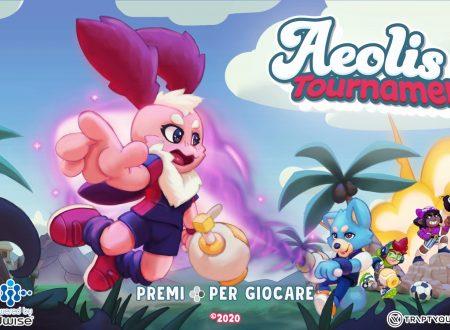 Aeolis Tournament: uno sguardo in video al titolo dai Nintendo Switch europei