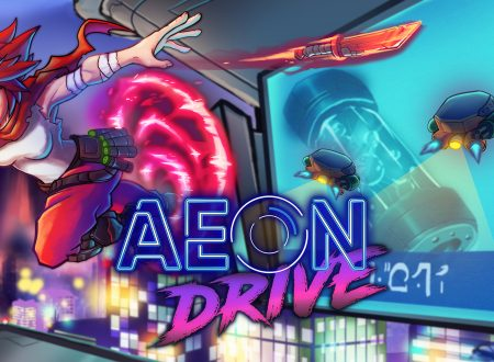 Aeon Drive: il platform action in arrivo in estate sull'eShop europeo di Nintendo Switch