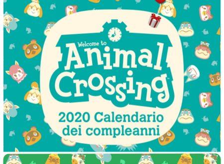 Animal Crossing: New Horizons, il calendario dei compleanni degli animali nel mese di luglio