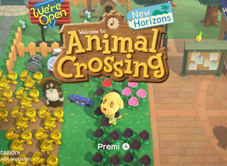 Animal Crossing: New Horizons, il titolo aggiornato alla versione 1.4.0 sui Nintendo Switch europei