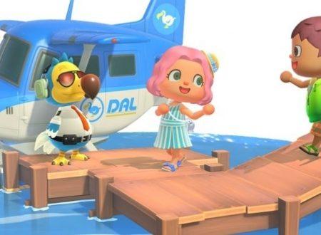 Animal Crossing: New Horizons, il titolo supera le 5 milioni di unità vendute in Giappone