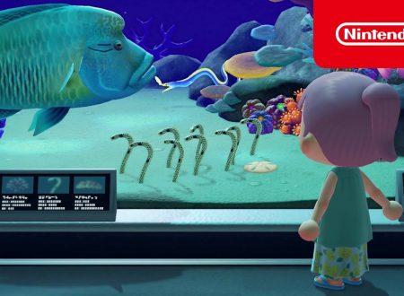 Animal Crossing: New Horizons, tutto ciò che serve sapere sull'aggiornamento di luglio in un trailer