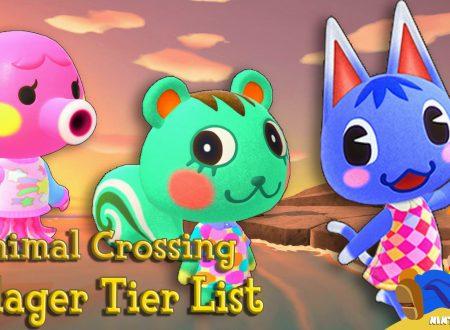 Animal Crossing: New Horizons, un video vi mostra la nostra Tier list degli animali della serie