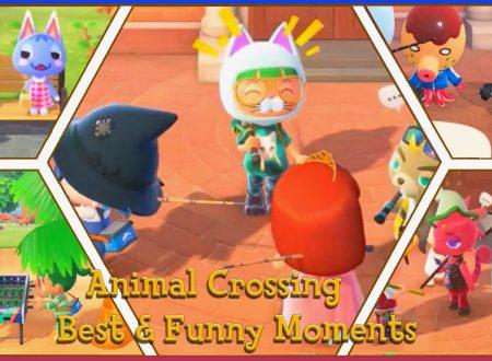 Animal Crossing: New Horizons, uno sguardo in video ai momenti più belli e divertenti dal lancio ad oggi