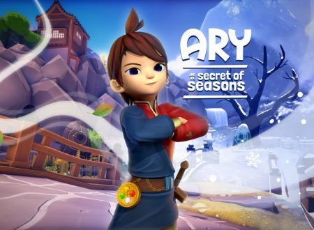 Ary and the Secret of Seasons, uno sguardo in video al titolo dai Nintendo Switch europei