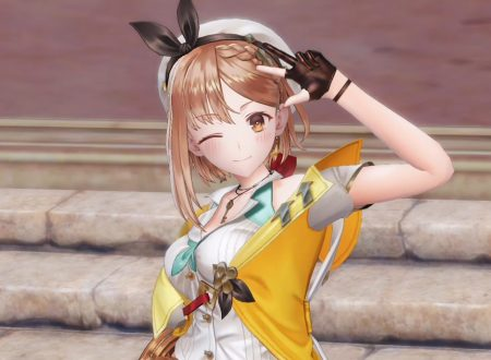 Atelier Ryza 2: Lost Legends & the Secret Fairy, il titolo annunciato ufficialmente per Nintendo Switch