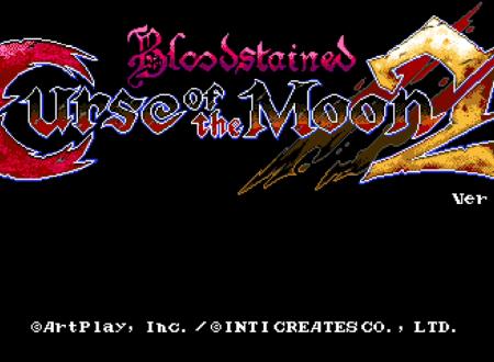 Bloodstained: Curse of the Moon 2, il titolo aggiornato alla versione 1.3.0 sui Nintendo Switch europei