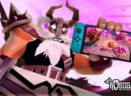 Bossgard: il titolo è in arrivo il 15 luglio sull'eShop di Nintendo Switch
