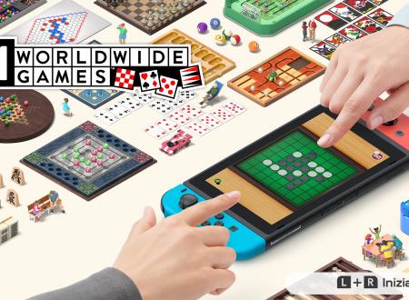 Clubhouse Games: 51 Worldwide Classics, la raccolta aggiornata alla versione 1.1.2 sui Nintendo Switch europei