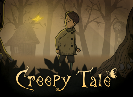 Creepy Tale: pubblicato il trailer di lancio del titolo su Nintendo Switch