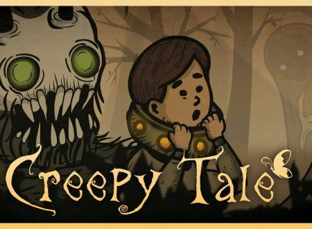 Creepy Tale: uno sguardo in video al titolo dai Nintendo Switch europei