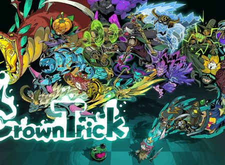 Crown Trick: l'adventure roguelike in arrivo nel Q3 2020 sull'eShop di Nintendo Switch