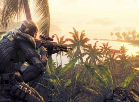 Crysis Remastered: il titolo ufficialmente rinviato di qualche settimana