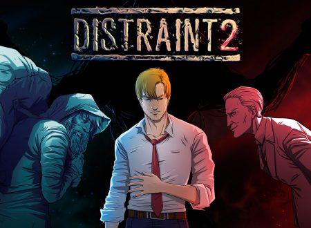 DISTRAINT 2: uno sguardo in video al titolo dai Nintendo Switch europei