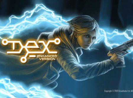 Dex: uno sguardo in video al titolo dai Nintendo Switch europei