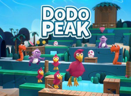 Dodo Peak: uno sguardo in video al titolo dai Nintendo Switch europei